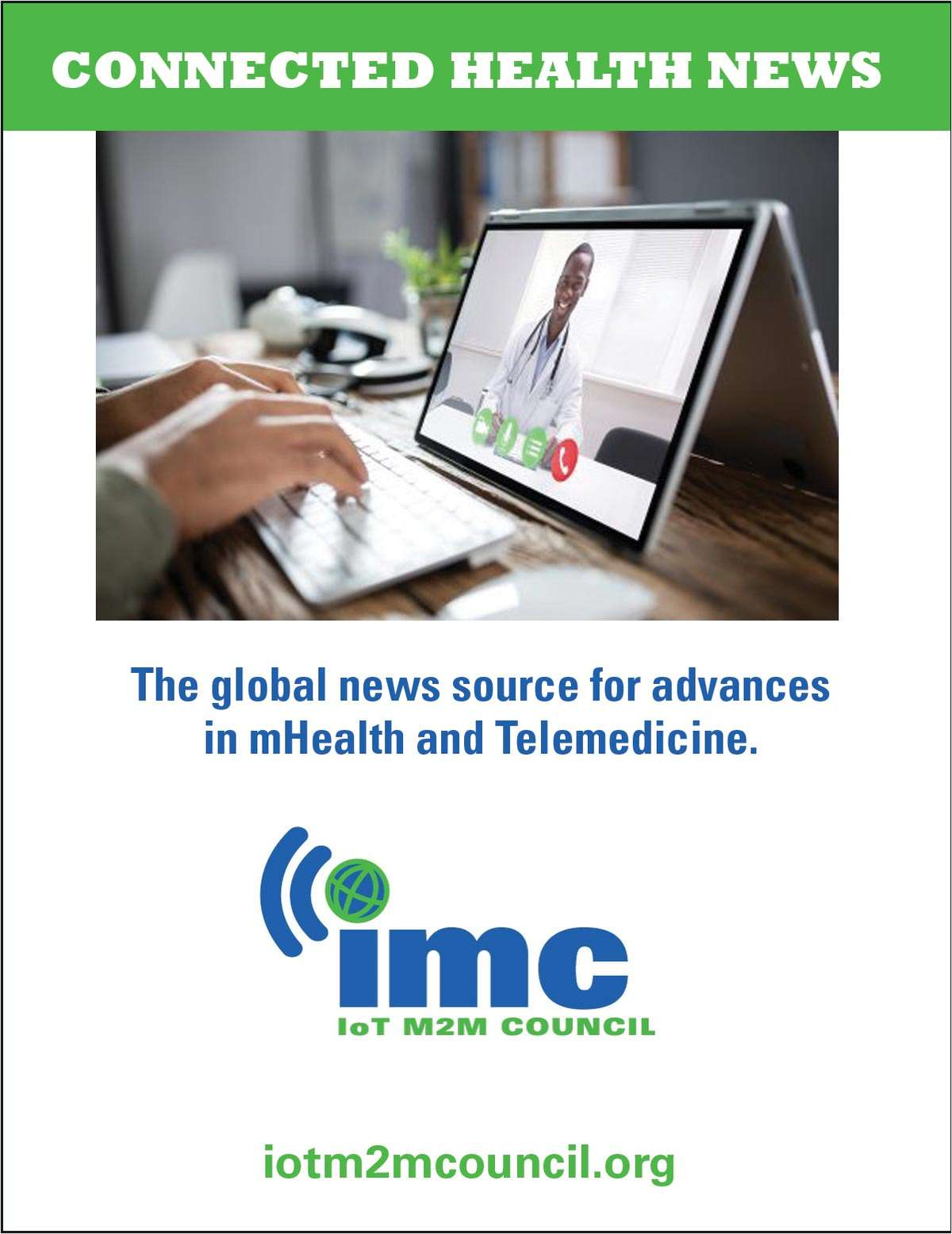 CONNECTED HEALTH NEWS