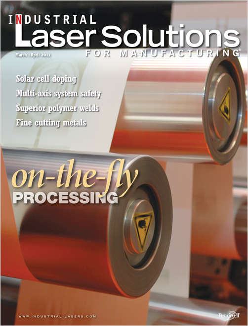 Industrial Laser Solutions for Manufacturing