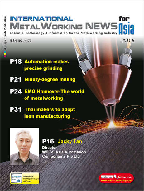 International Metalworking News for Asia