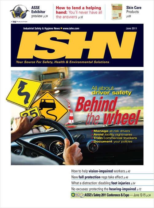 Industrial Safety & Hygiene News