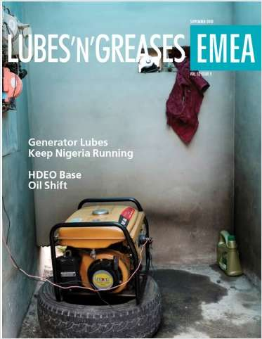 Lubes'n'Greases Europe-Middle East-Africa