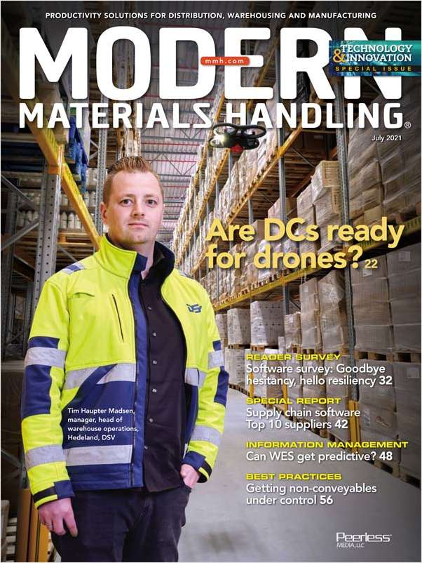 Modern Materials Handling - Free Subscribtion