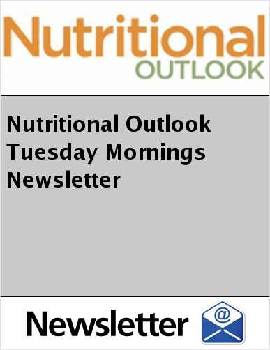 Nutritional Outlook Tuesday Mornings Newsletter