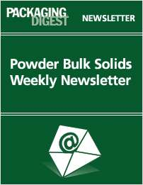 Powder Bulk Solids Weekly Newsletter