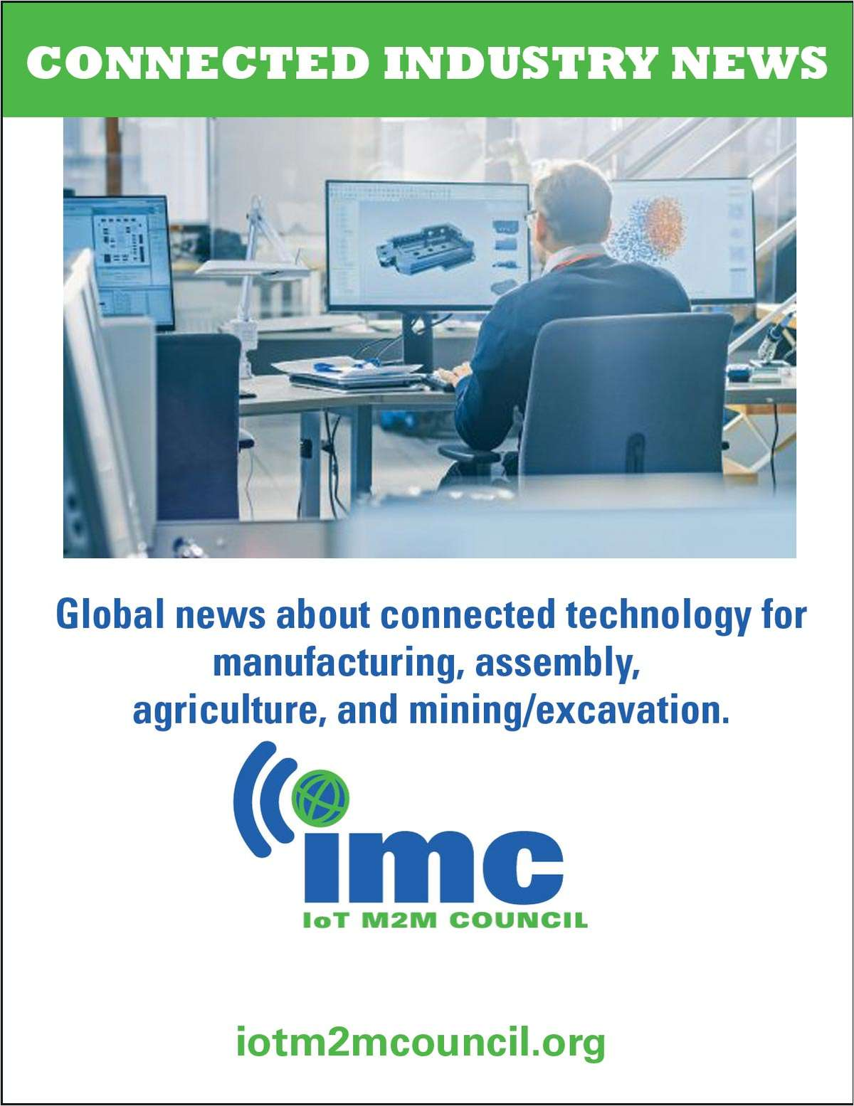 CONNECTED INDUSTRIES NEWS