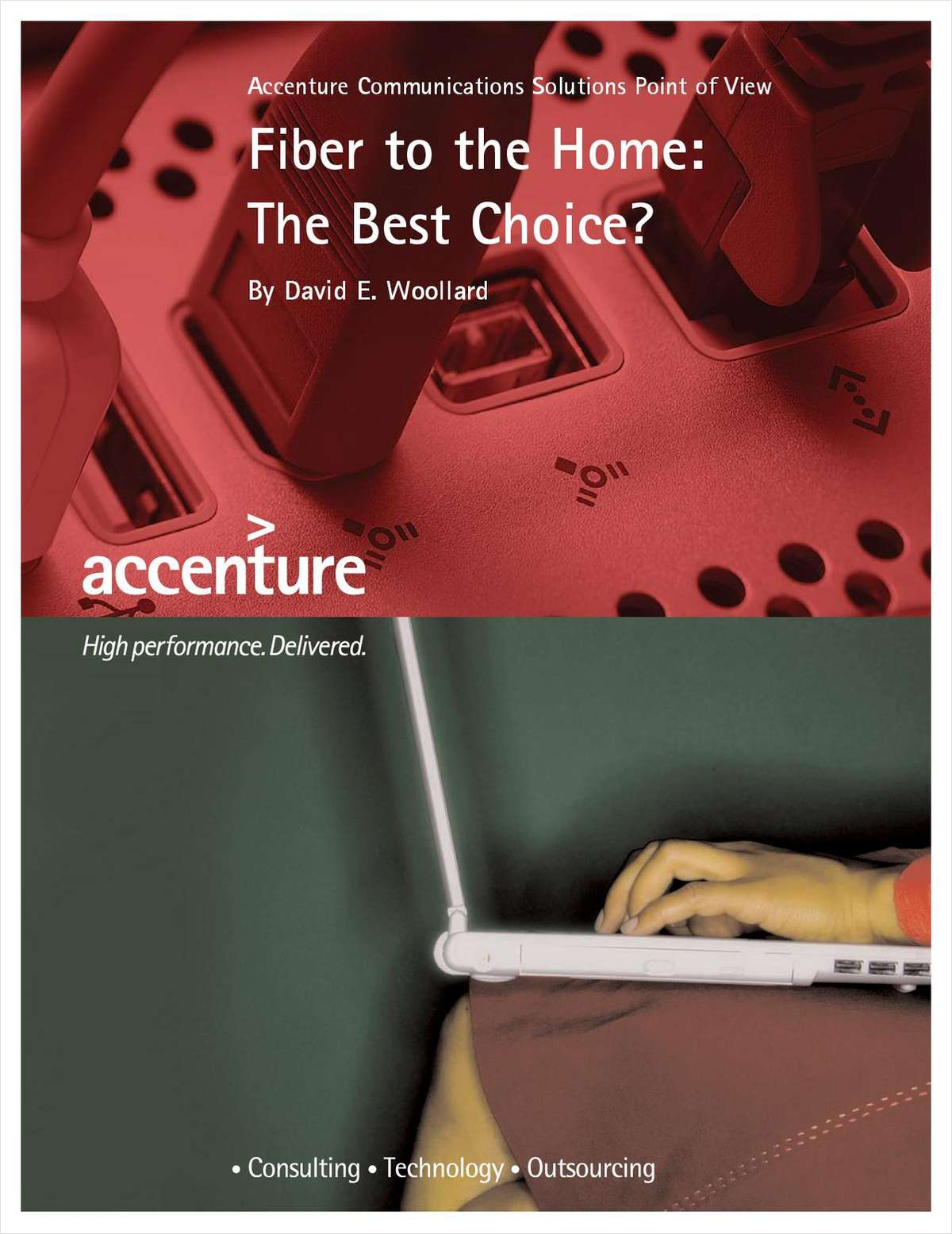 Fiber to the Home: The Best Choice?