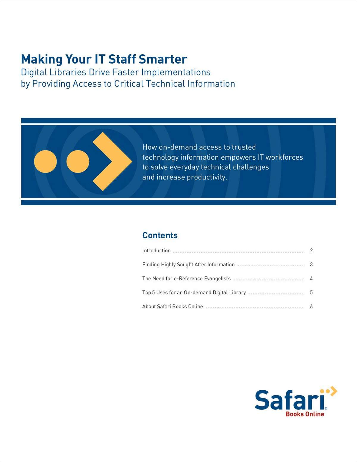 How to Make Your IT Staff Smarter