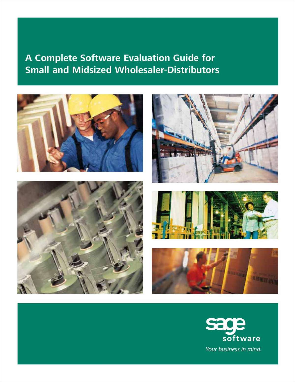 Software Evaluation Guide for Small to Midsized Wholesaler/Distributors