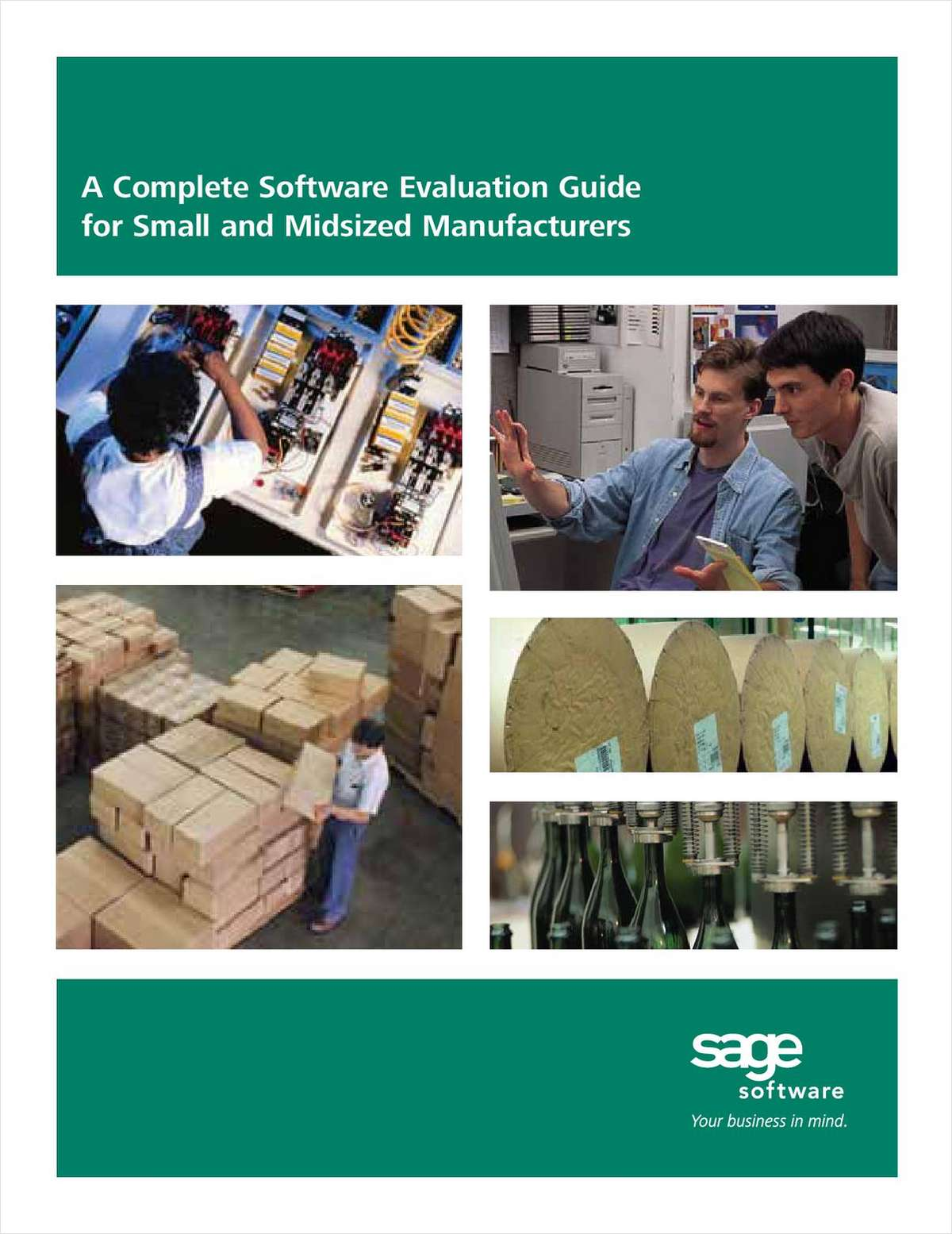 Complete Software Guide for Small to Midsized Manufacturers