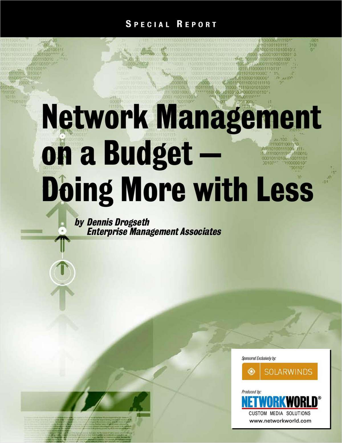 Network Management on a Budget - Doing More With Less