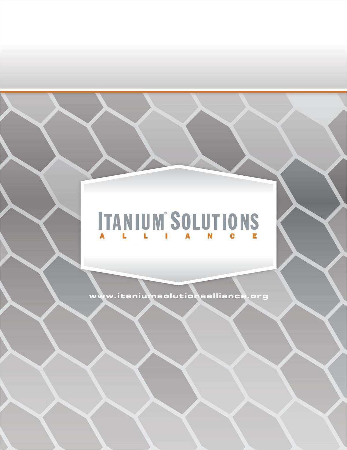 Advanced Virtualization and Workload Management on Itanium® 2-Based Servers