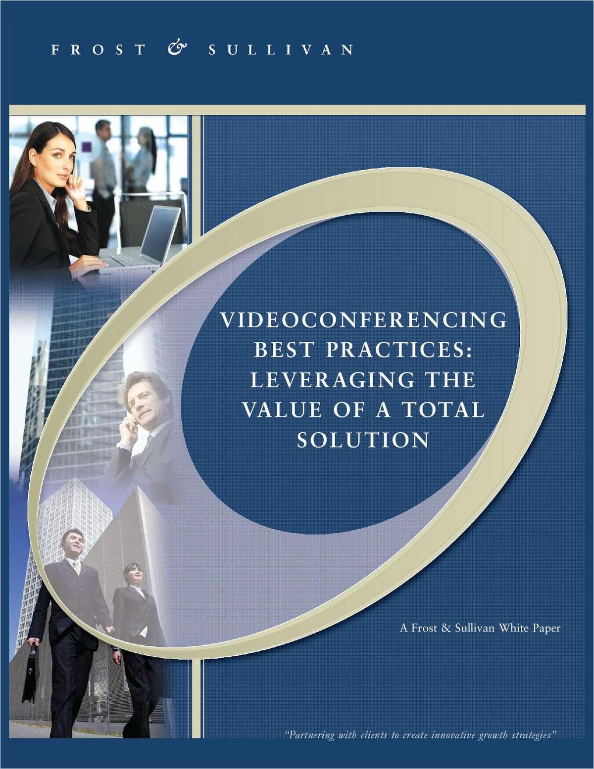 Video Conferencing Best Practices
