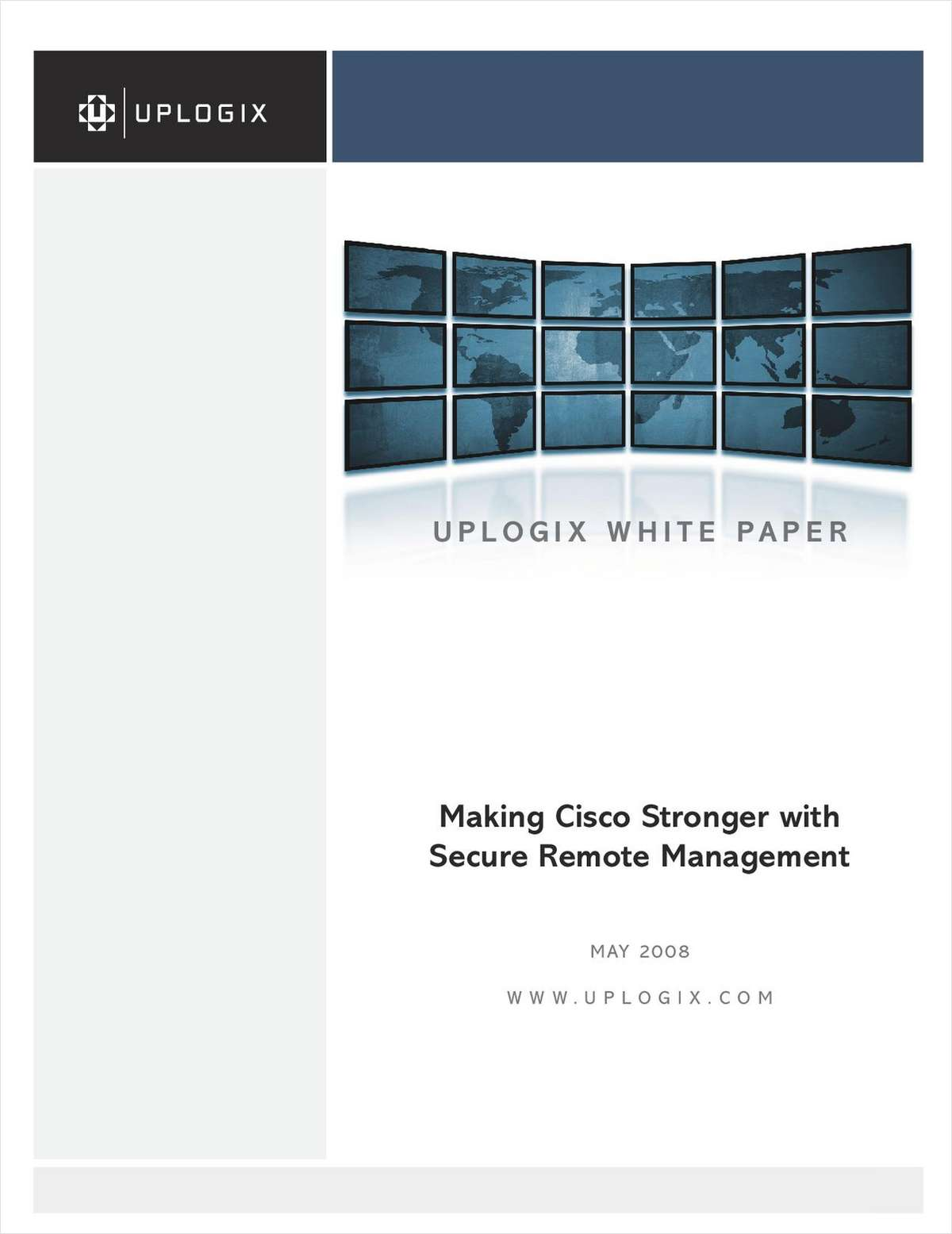 Make your Cisco Infrastructure Stronger: Secure Remote Management