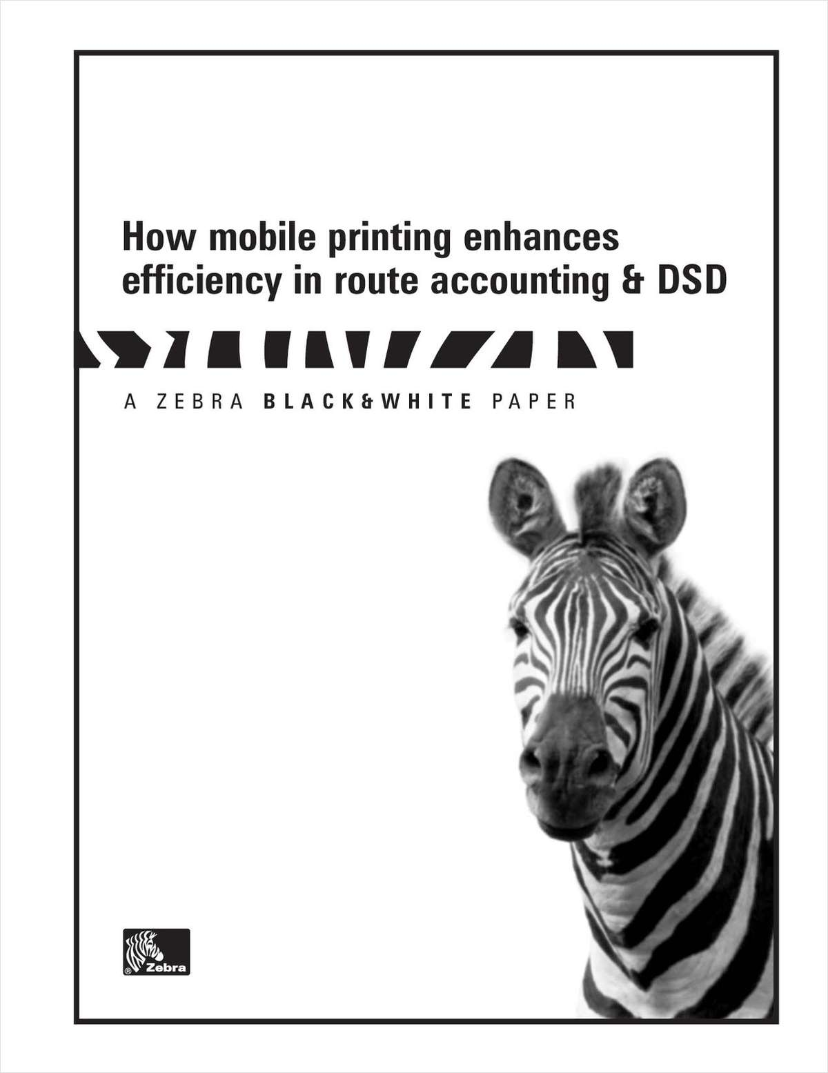 How Mobile Printing Enhances Efficiency in Route Accounting & DSD
