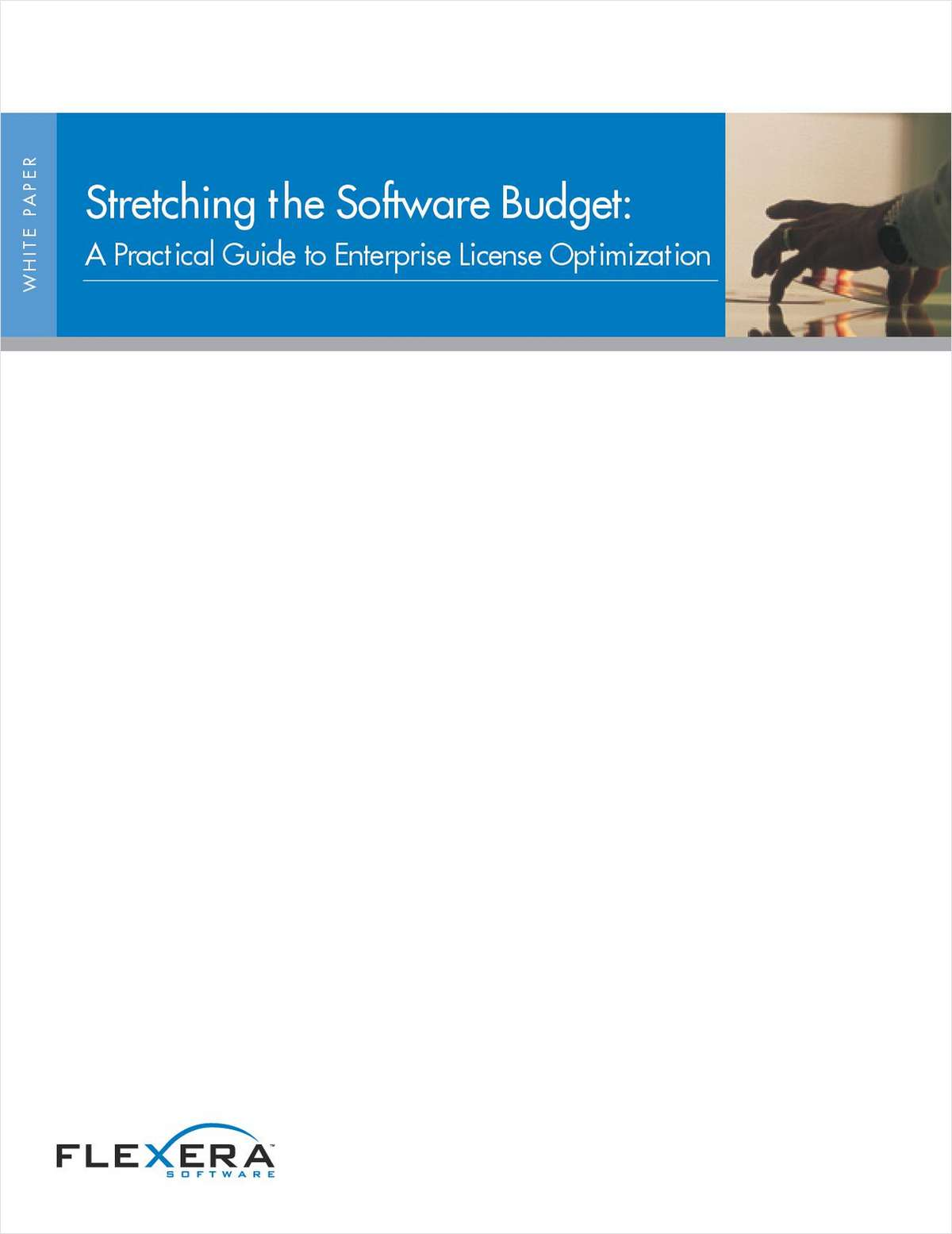 Stretching the Software Budget with Enterprise License Optimization