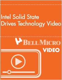 Intel Solid State Drives Technology Video