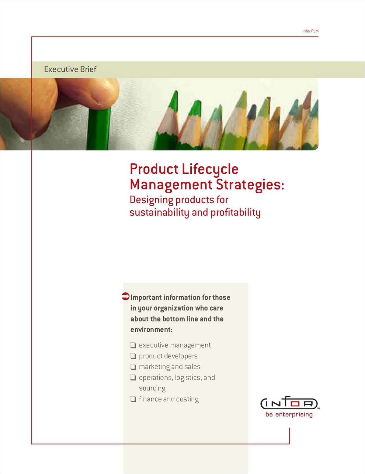 Lifecycle Management Strategies: Designing Products for Sustainability and Profitability