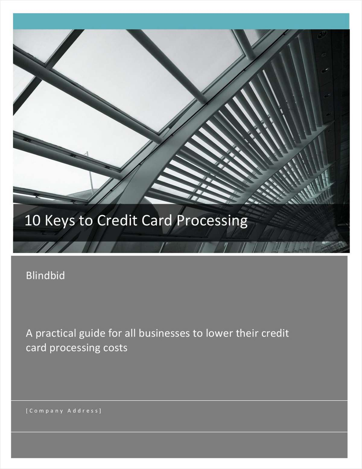 10 Keys to Credit Card Processing