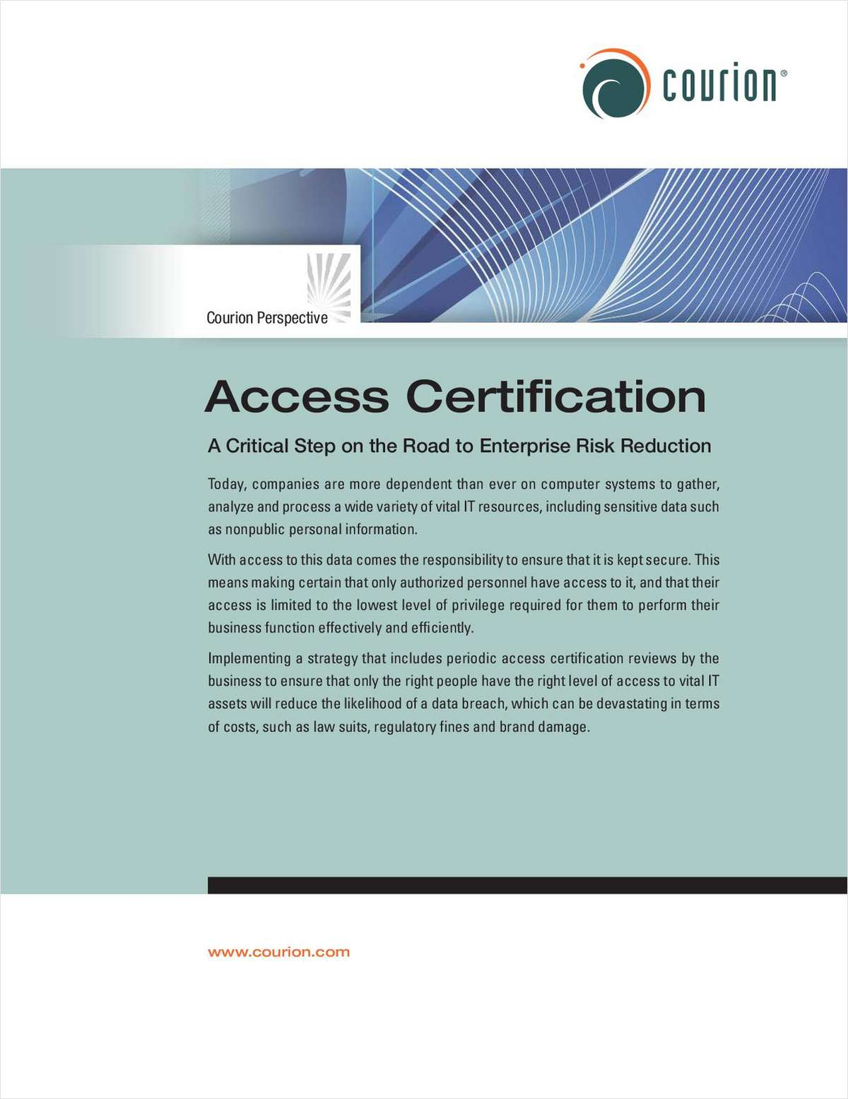 Best Practices for Access Certification