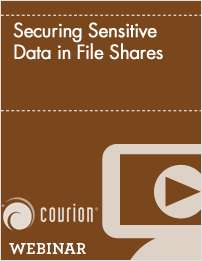 Securing Sensitive Data in File Shares