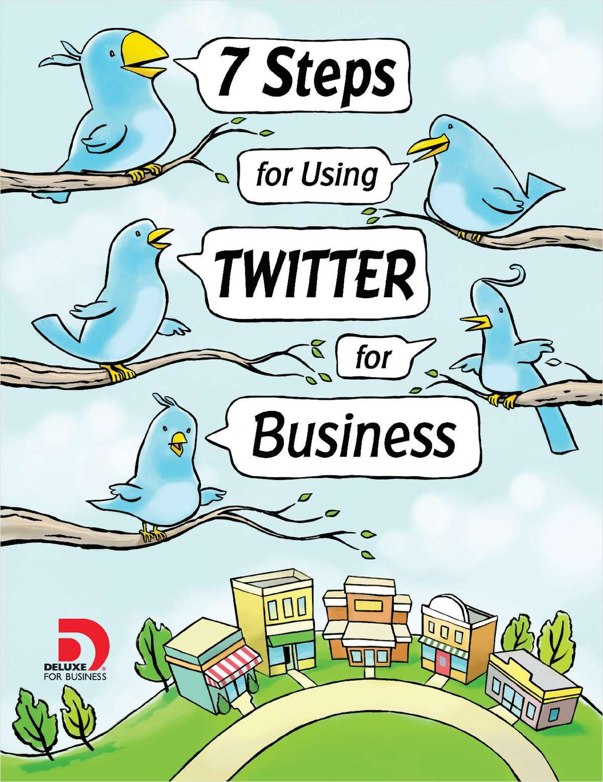 7 Steps for Using Twitter for Small Business