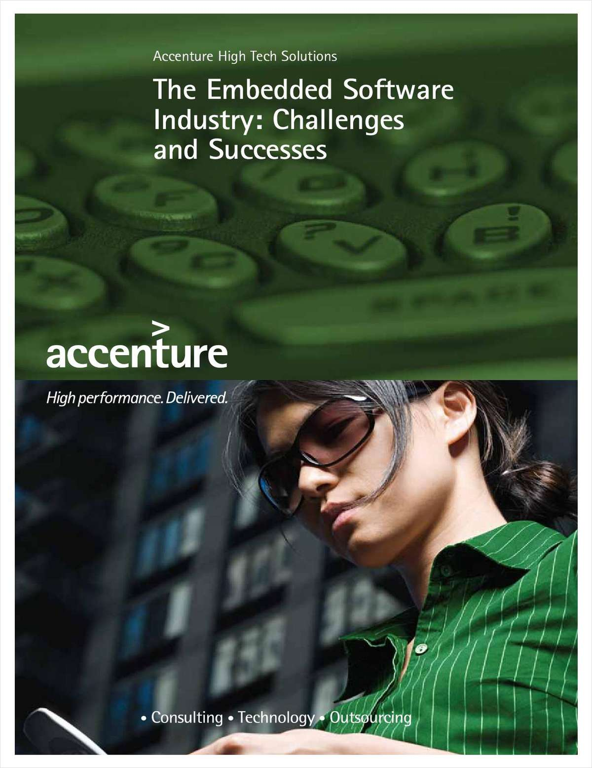 The Embedded Software Industry: Challenges and Successes