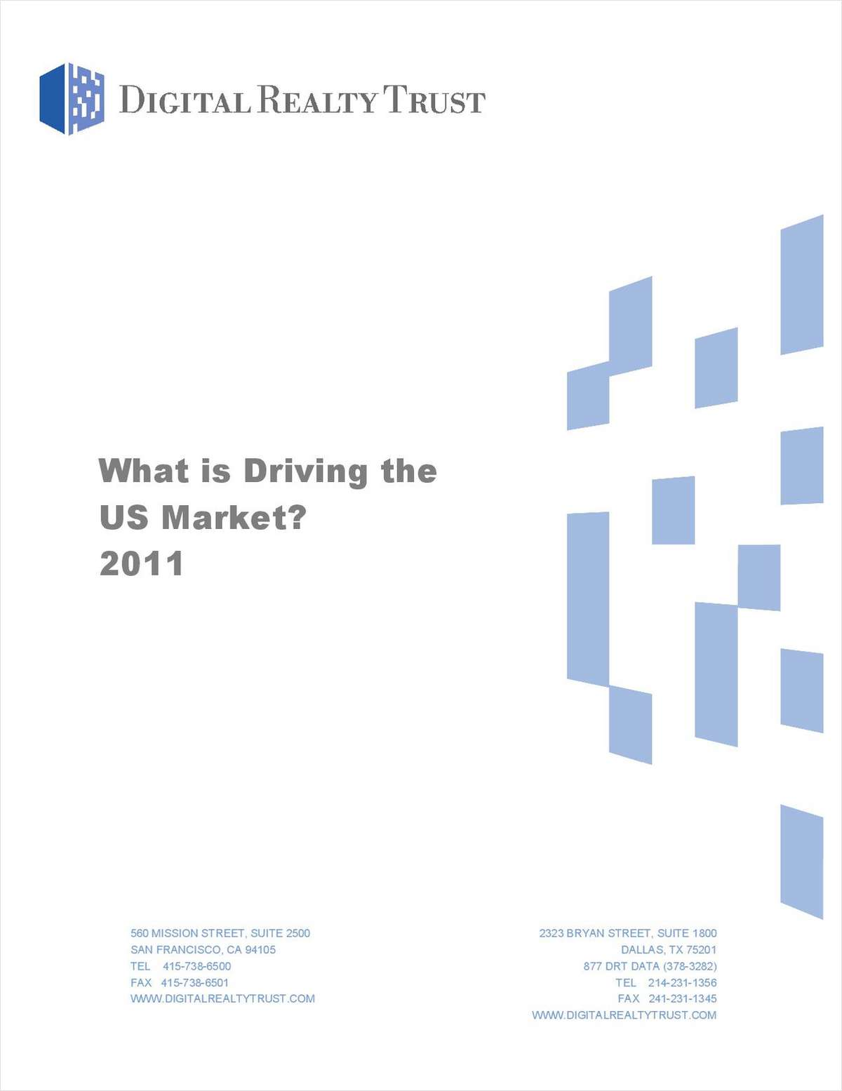 What's Driving the US Data Center Market?