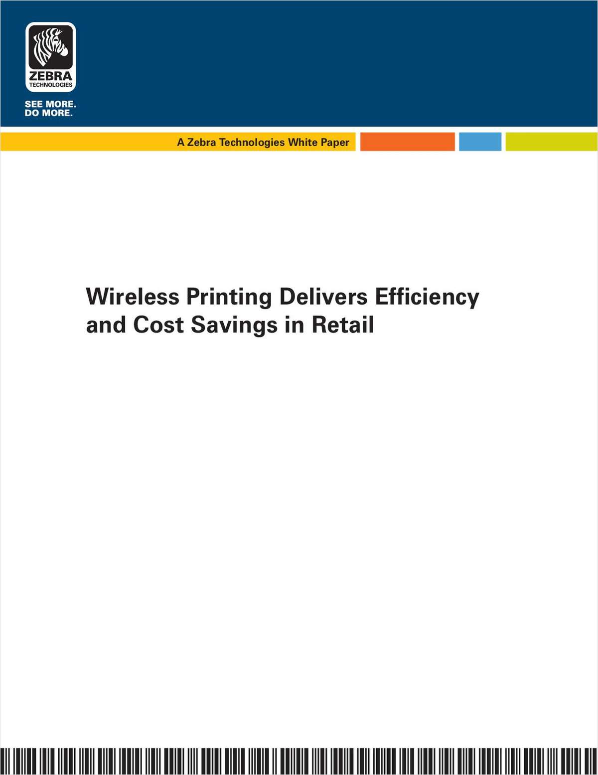 Wireless Printing Delivers Efficiency and Cost Savings in Retail