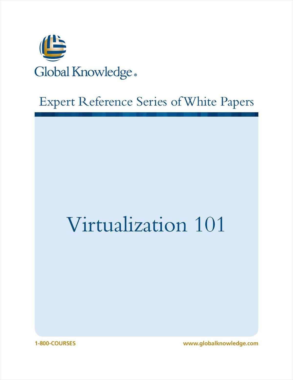 Virtualization 101