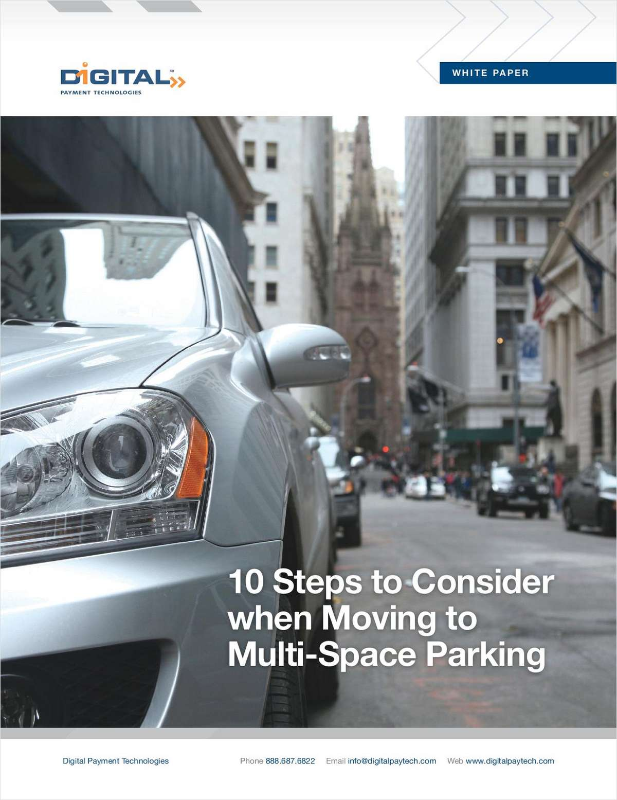 10 Steps to Consider when Moving to Multi-Space Parking