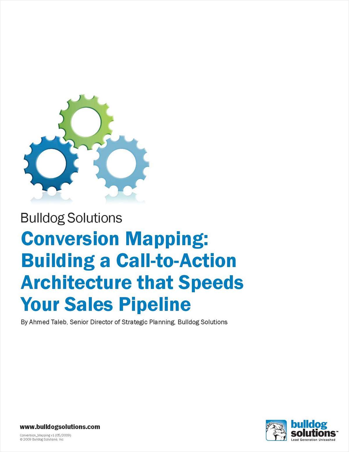 Conversion Mapping: Building a Call-to-Action Architecture that Speeds Your Sales Pipeline