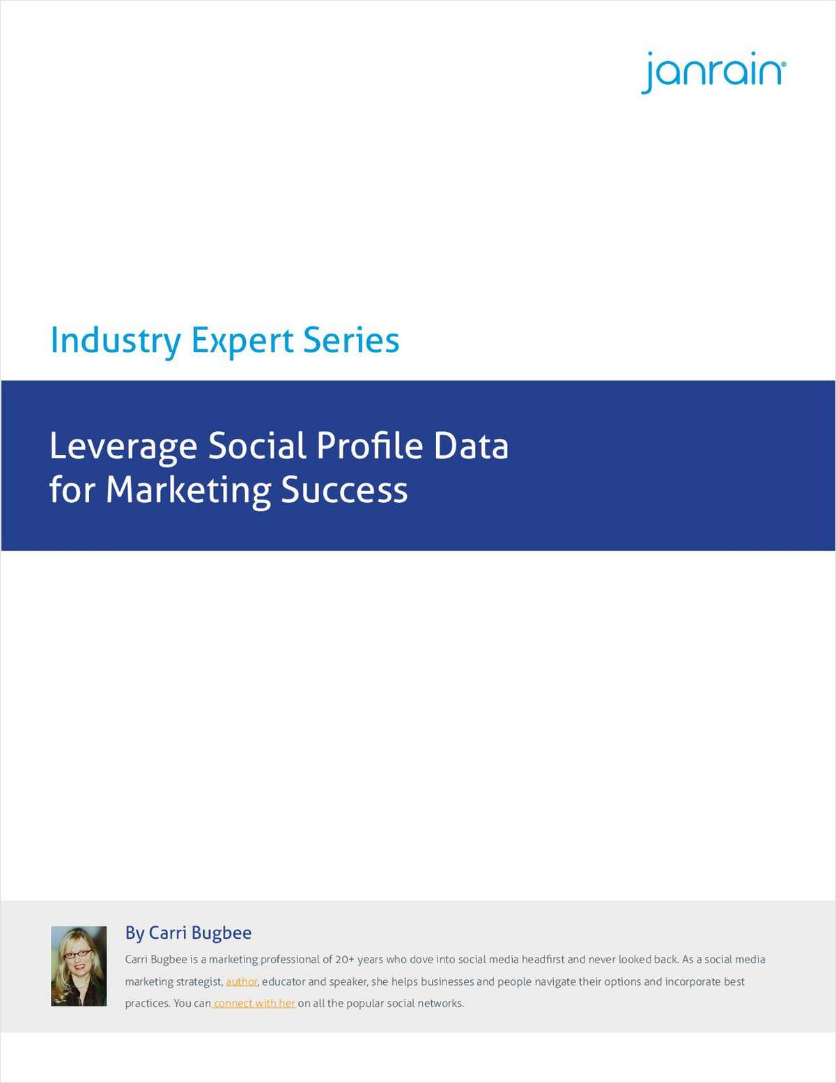 7 Ways to Leverage Social Profile Data on Your Site for Marketing Success