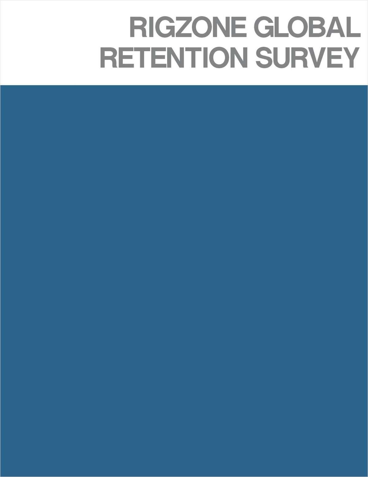 Rigzone Global Retention Survey