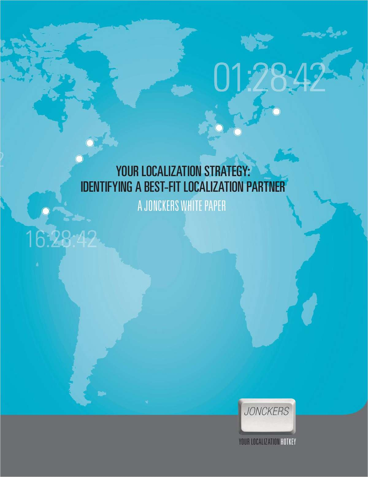 Your Localization Strategy: Identifying a Best-Fit Localization Partner