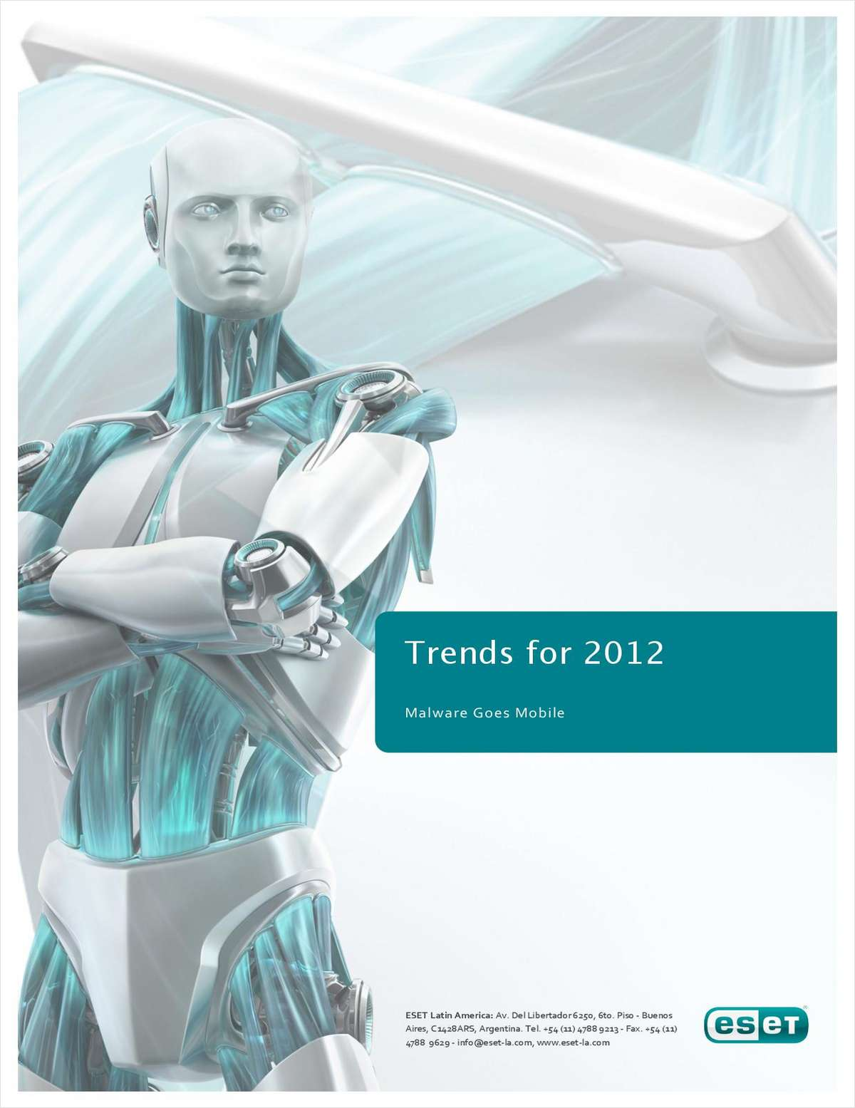 Trends for 2012: Malware Goes Mobile