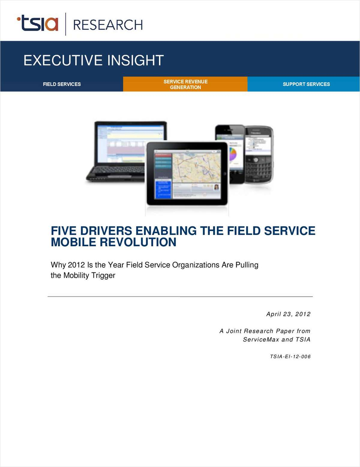 5 Key Factors Transforming the Mobility of Field Services