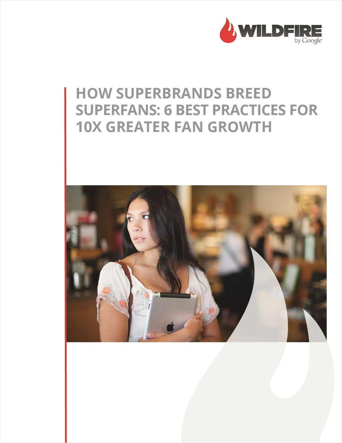 How Superbrands Breed Superfans