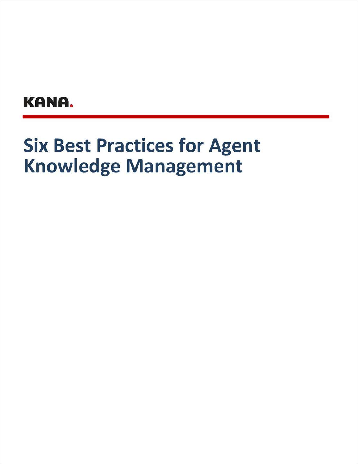 Customer Service Knowledge Management: Strategic & Implementation Tips