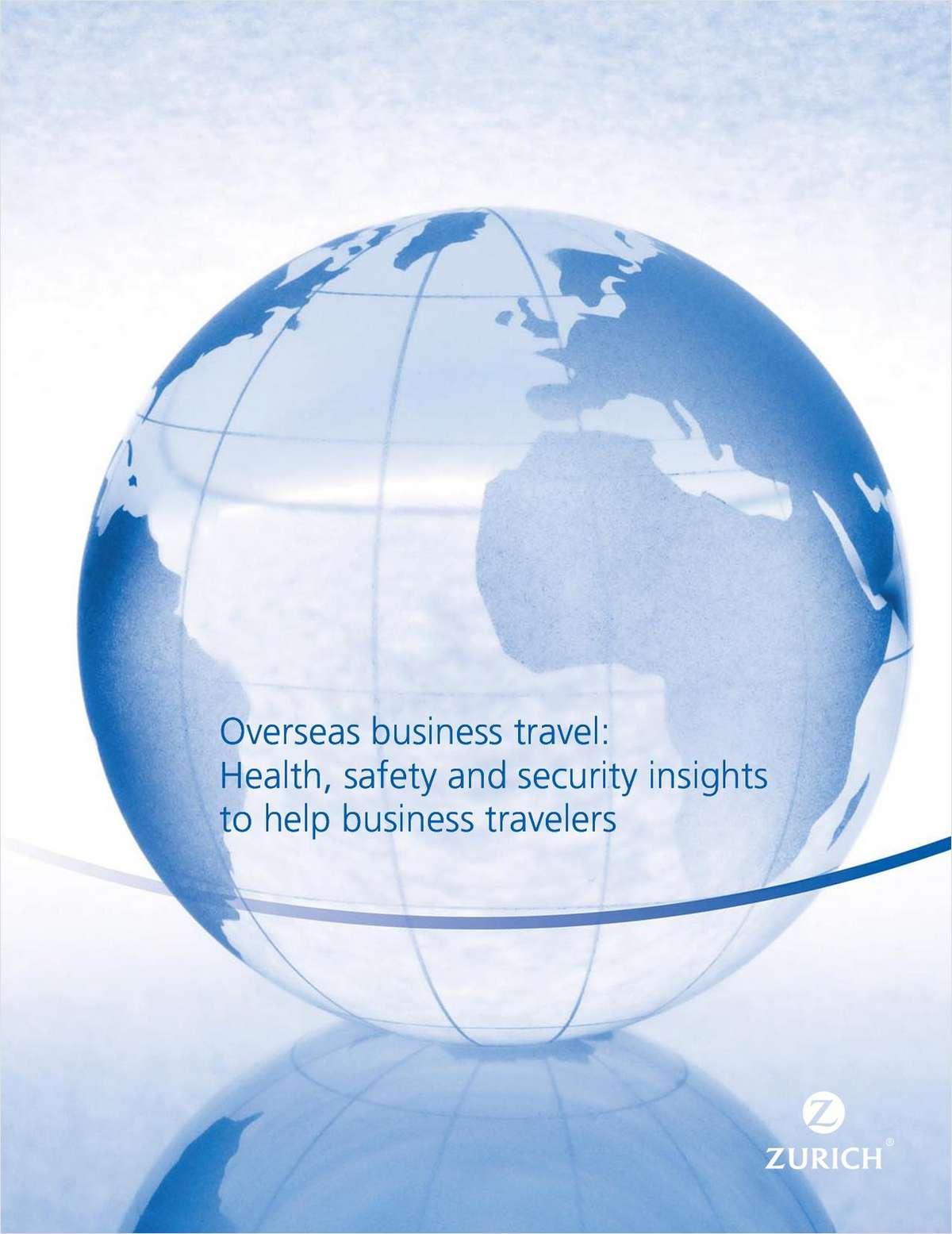 Overseas Business Travel Risk