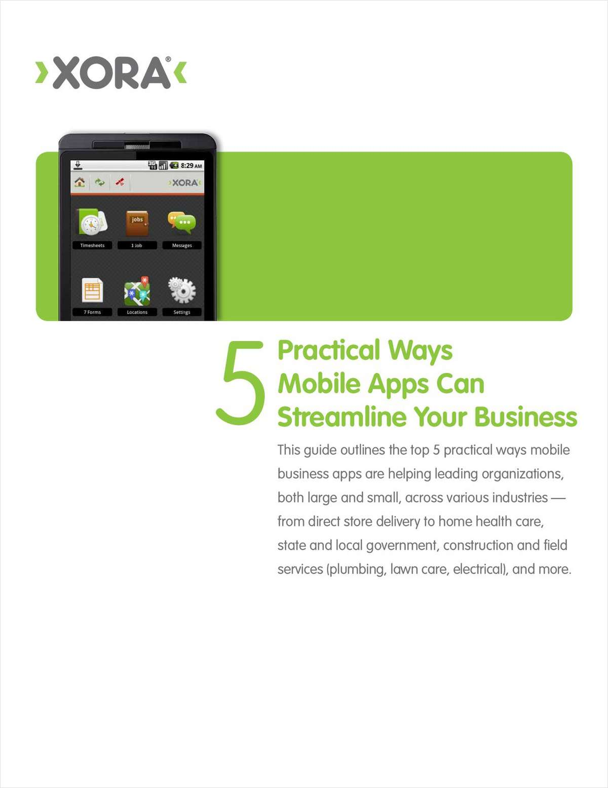 5 Practical Ways Mobile Apps Can Streamline Your Business