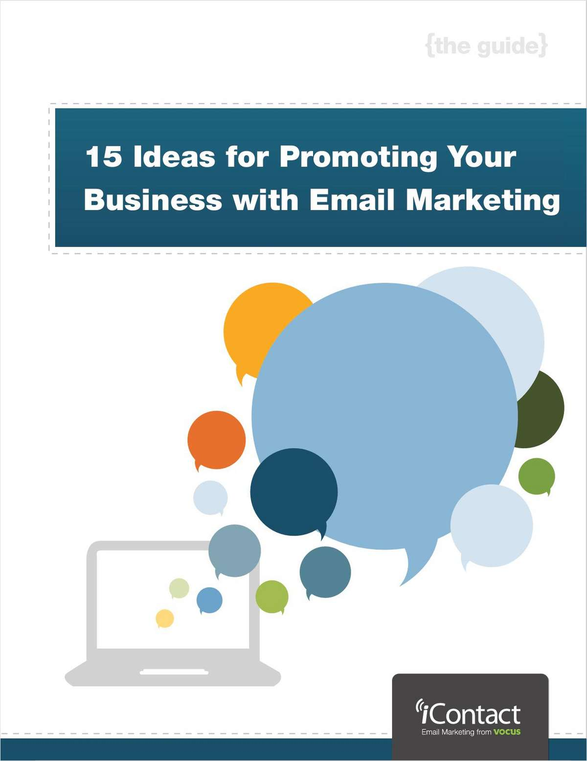 15 Ideas for Promoting Your Business Online, Free Vocus, Inc. Guide