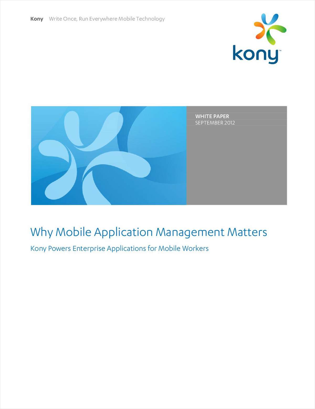 Why Mobile Application Management Matters