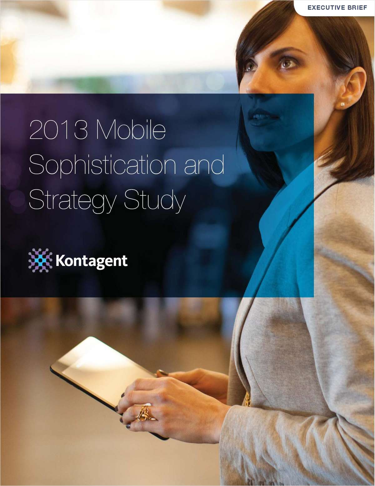 2013 Mobile Sophistication and Strategy Study