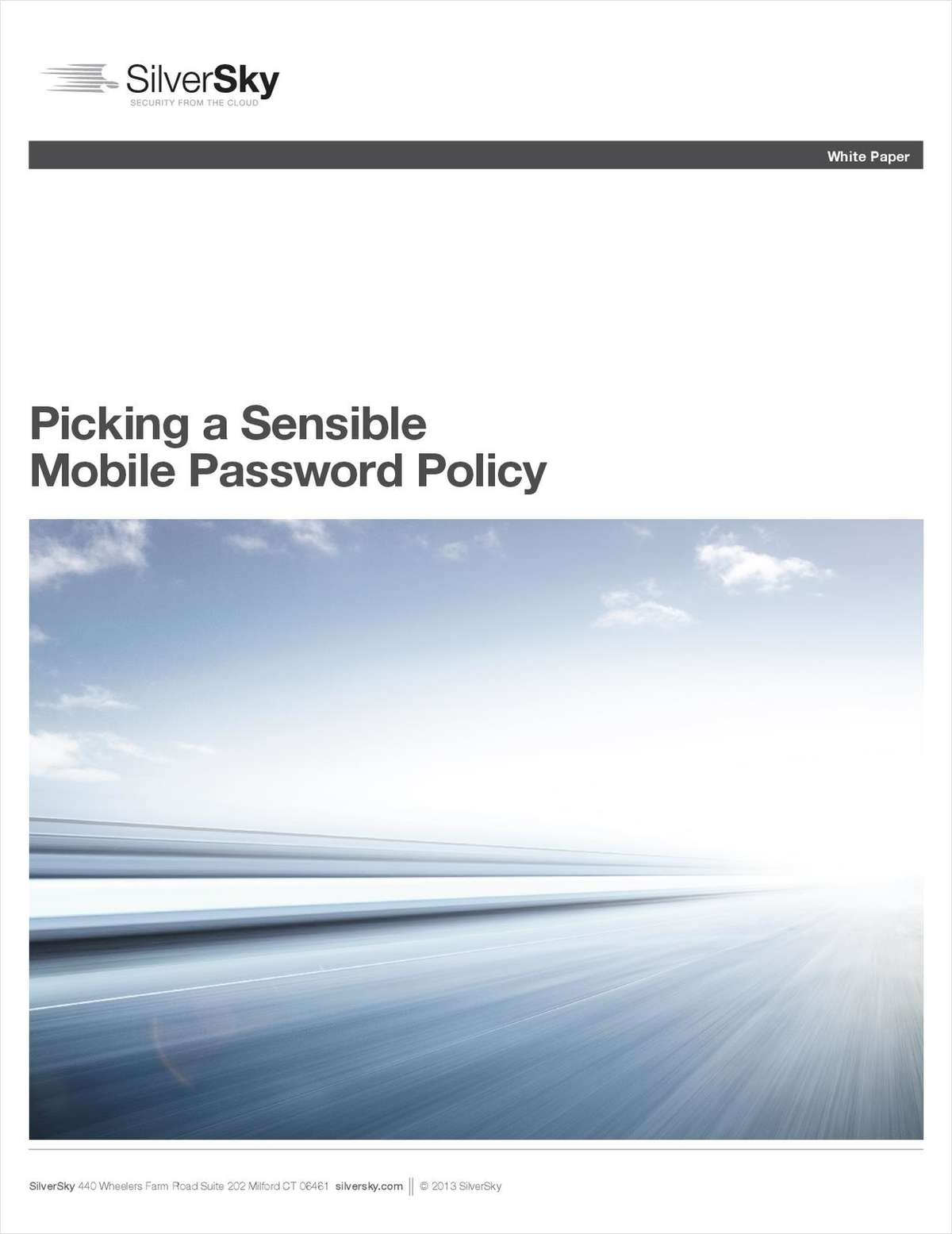 Picking a Sensible Mobile Password Policy for Your Employees