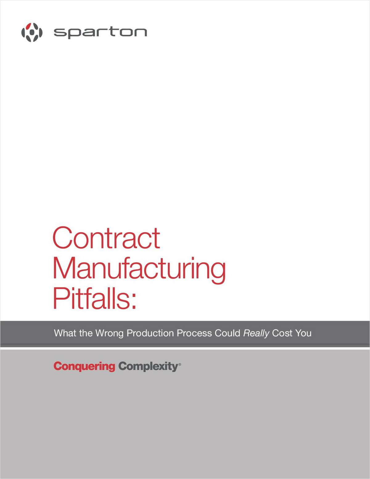 Contract Manufacturing Pitfalls: What the Wrong Production Process Could Really Cost You