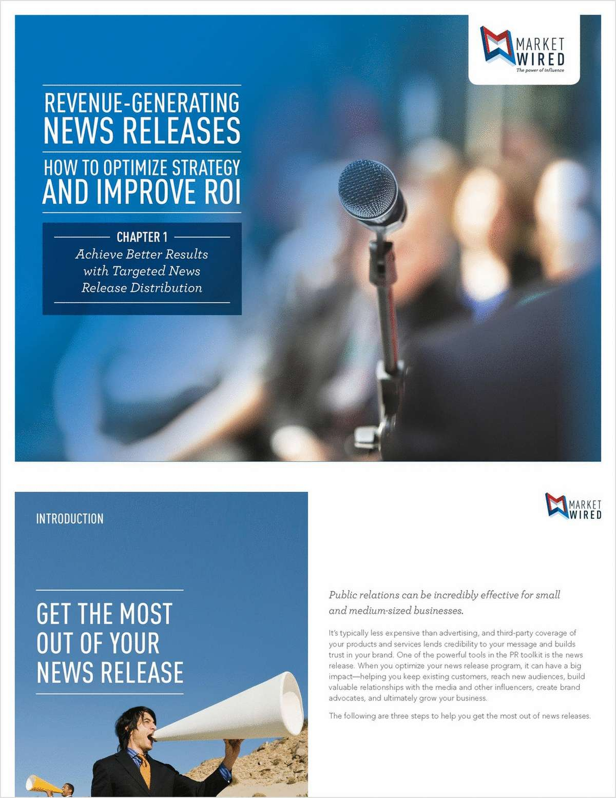 Revenue Generating News Releases: How to Optimize Strategy and Improve ROI