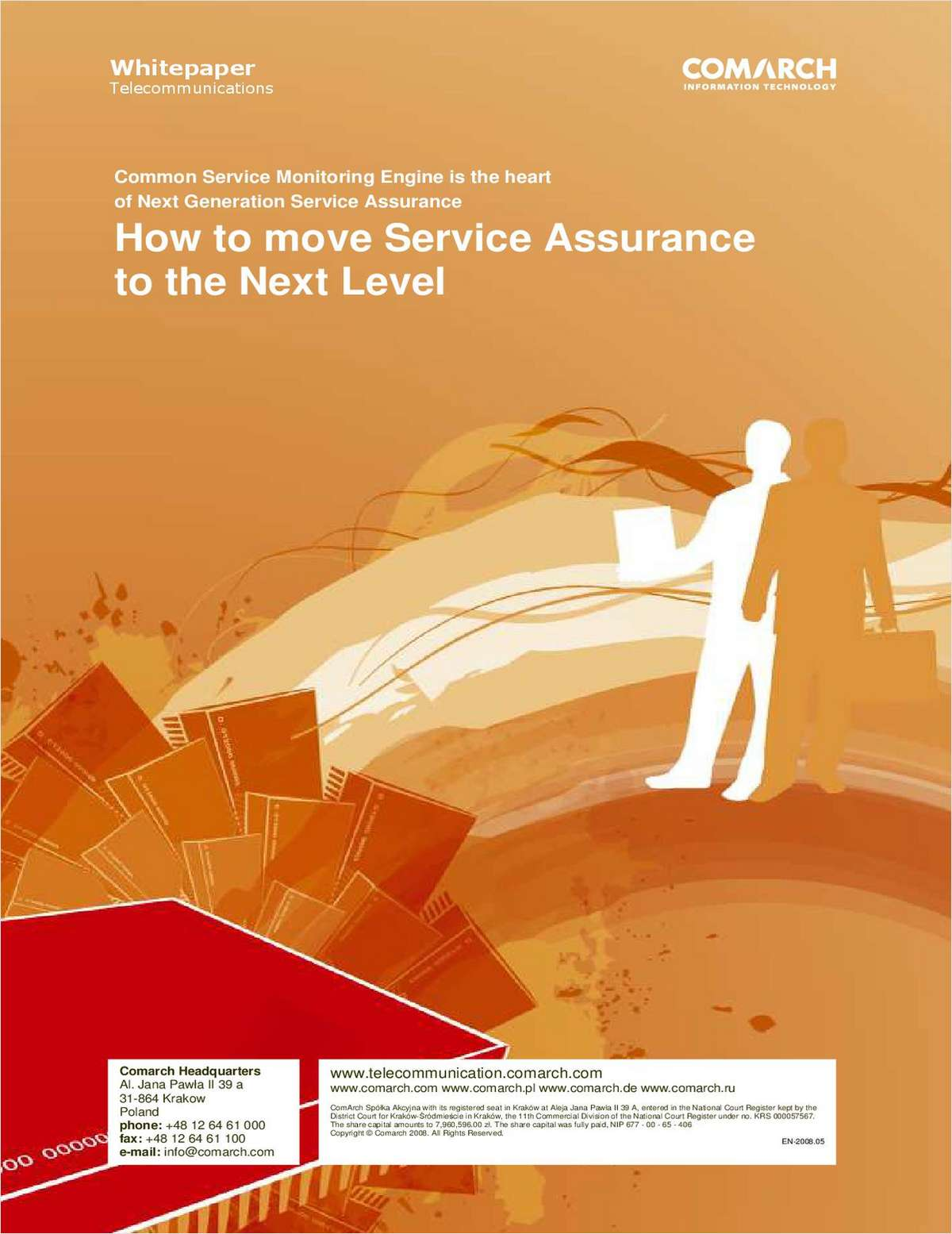 Moving Service Assurance to the Next Level