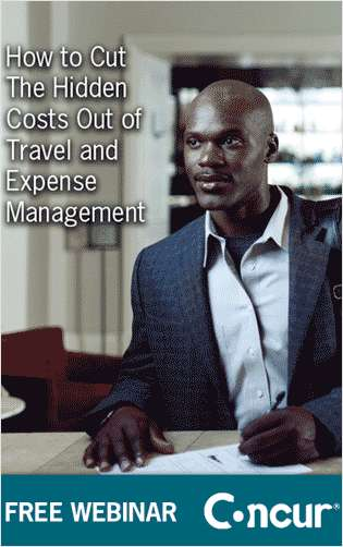 How to Cut the Hidden Costs Out of Travel and Expense Management
