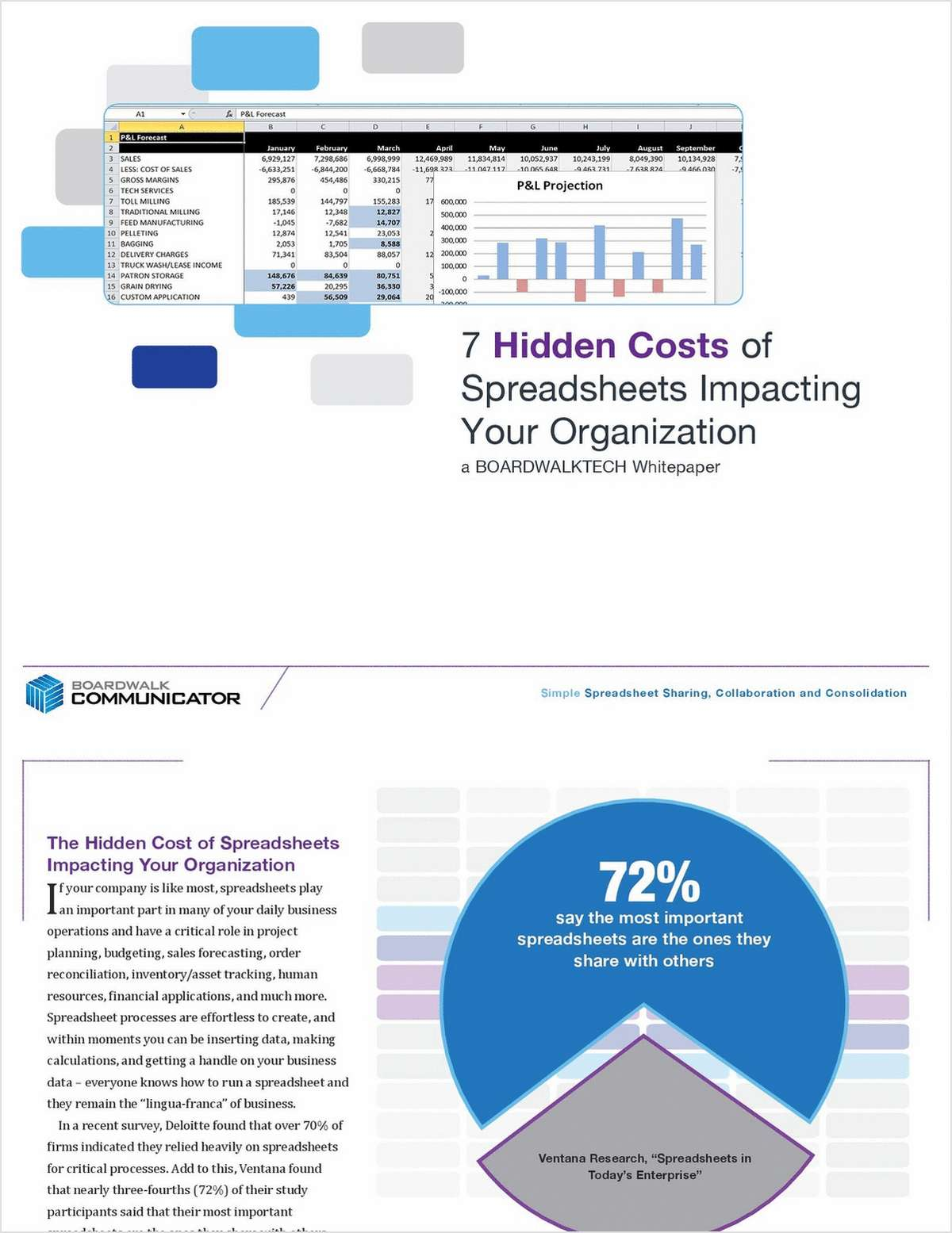 What are the 7 Hidden Costs of Spreadsheets?
