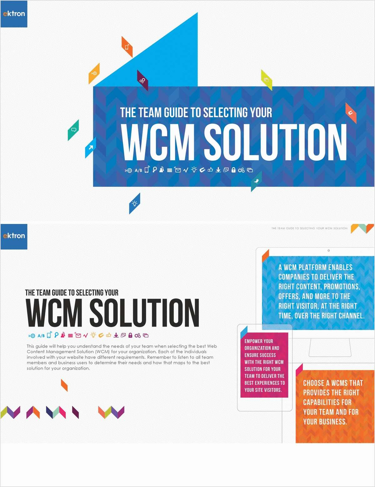 The Team Guide to Selecting Your Web Content Management Solution